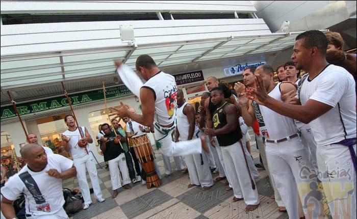 roda capoeira valencia