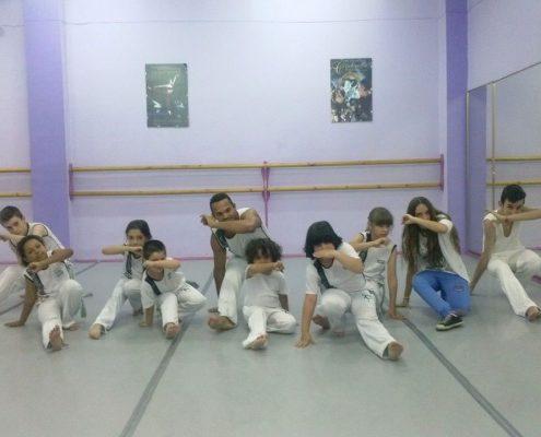 clase-capoeira infantil valencia