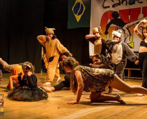Festival capoeira valencia