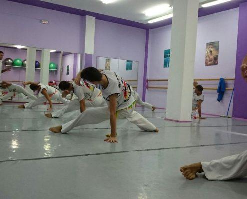 clase capoeira adultos valencia